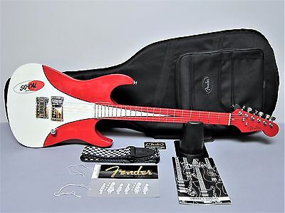 NICE Limited Edition Fender Strat So-Cal Speed Shop Stratocaster Electric Guitar