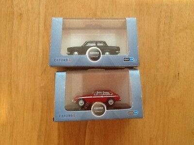 Oxford 1/76 scale diecast models