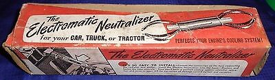RF2358 Vtg The Electromatic Neutralizer Cooling System Louisville KY