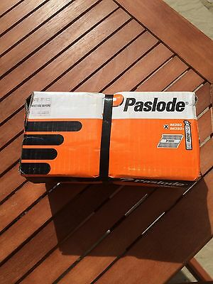 PASLODE NAILS 3.1 X 80mm Stainless Steel 1100 NAILS AND 1x GAS