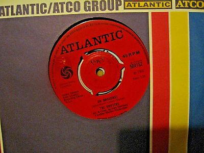"""The Drifters  """"on Broadway"""" Atlantic Records"""
