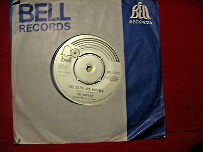 """The Drifters """"like Sister And Brother"""" 1973 Bell Records"""