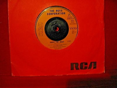 """The Hues Corperation   """"rock The Boat"""" 1974 Rca Records"""