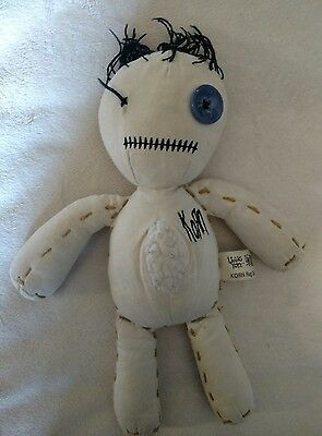 KORN Summer Tour 2000 voodoo Rag Doll issues rare