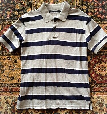 The Children's Place BOYS POLO SHIRT Short Sleeve ~ Size Large 10/12 Excellent!