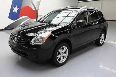 2009 Nissan Rogue  2009 NISSAN ROGUE SL AUTO CRUISE CTRL ALLOY WHEELS 90K #328796 Texas Direct Auto