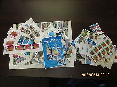 1000 34 cent stamps Mint NH Face Value $340.00