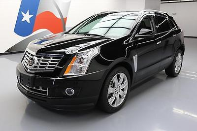 2015 Cadillac SRX Performance Sport Utility 4-Door 2015 CADILLAC SRX PERFORMANCE PANO ROOF NAV 20'S 16K MI #628652 Texas Direct