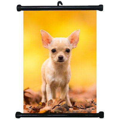 sp217063 Breed Dog Wall Scroll Poster For Pets Shop Home Decor Display