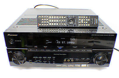 Pioneer Vsx-1018Ah Audio/video Multi-Channel Home Theater Receiver