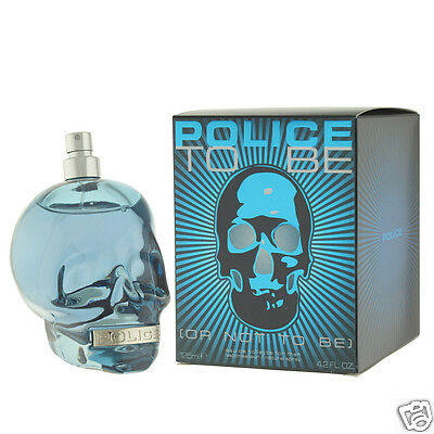 POLICE To Be (Or Not To Be) Eau De Toilette 125 ml (man)