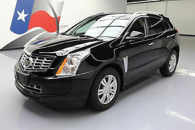 2014 Cadillac SRX Luxury Sport Utility 4-Door 2014 CADILLAC SRX LUX PANO ROOF NAV HTD LEATHER 36K MI #613428 Texas Direct Auto