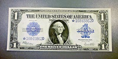Series 1923 $1 Silver Certificate STAR Note Beauty!