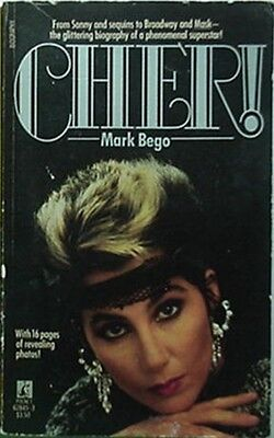 Cher (Cherilyn Sarkisian) 1986 Book