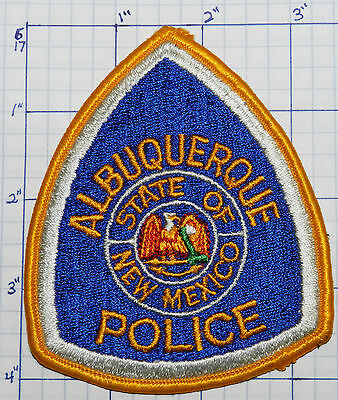 New Mexico, Albuquerque Police Dept Patch