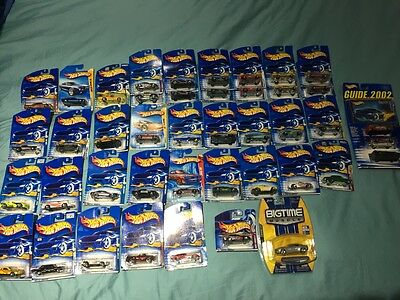 ***** HOT WHEELS COLLECTION (43 cars) *****