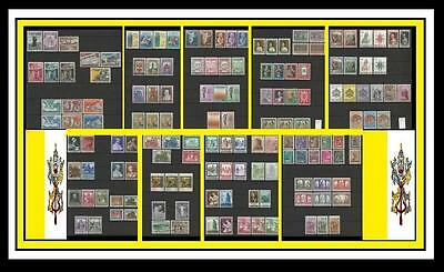 Vatican 1961/1979-MNH-19 Complete Year Sets~~FREE POST~~