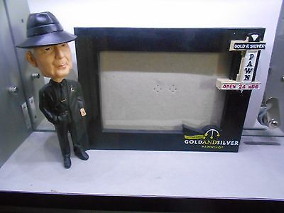 "Pawn Stars - ""the Old Man""  Bobblehead Picture Frame  New In The Box"