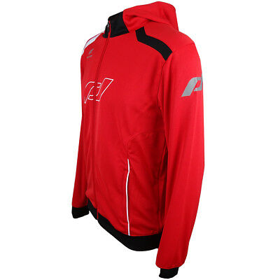 Pro Touch Kapuzenjacke Team Training rot Kinder NEU UVP 34,99