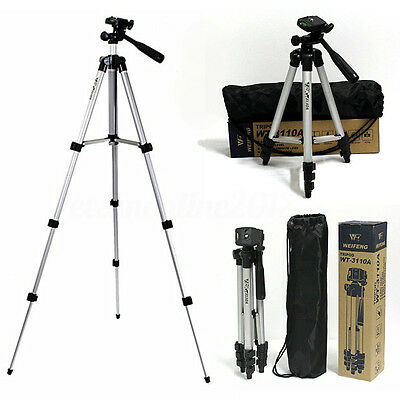 "WT-3110A  40"" Flexible Trepied Support Portable à 2.5kg Caméra Appareil Photo DV"