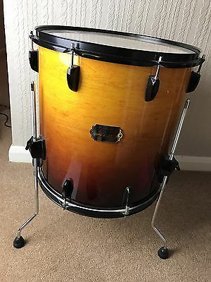 "Pearl Export Sunburst 16"" Floor Tom Drum"