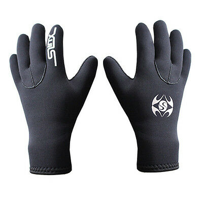Neoprene Gloves 3mm For Diving Snorkeling Spearfishing Surfing Water Sport