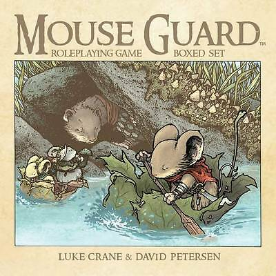 Mouse Guard Roleplaying Game Box Set, David Petersen