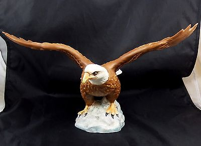 Lovely Large Vintage Beswick Bird  ~ The Bald Eagle 1018