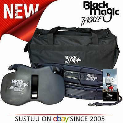 BLACK MAGIC TACKLE Equalizer Set c/w carry bag & DVD - Standard