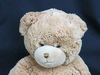 Big Very Soft First And Main Dean Teddy Bear Brown Adorable Plush Stuffed Lovey