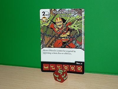 Dice Masters DC Batman - 022 Mister Miracle