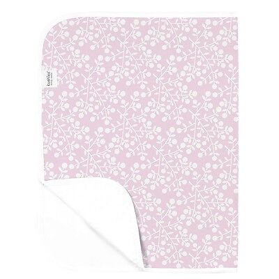 Kushies Waterproof Change Pad - Pink Berries