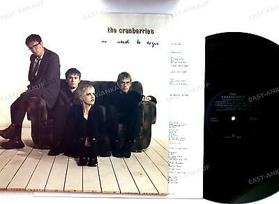The Cranberries - No Need To Argue US LP 2015 FOC + Innerbag //4