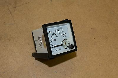 Chint Panel Meter 0-50 A 99T666