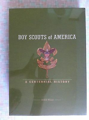 Boy Scouts of America: A Centennial History Wills Collectors Edition #5753/10000