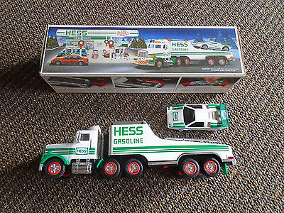 Hess Truck And Racer 1991