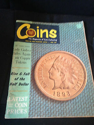 Coins the magazine of coin collecting April 1967