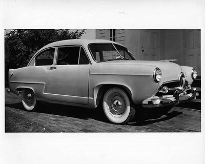 1951 Kaiser Henry J Factory Photo ae4137