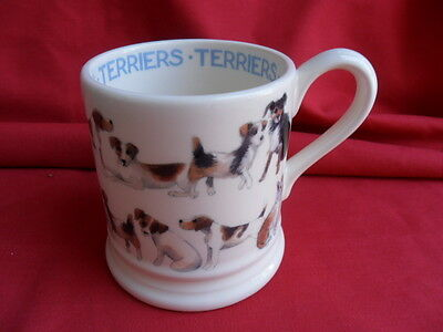 Emma Bridgewater Dogs Theme Coffee Mug or Tea Mug (Terriers)