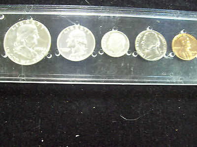 1956 US Mint proof set in Plastic holder