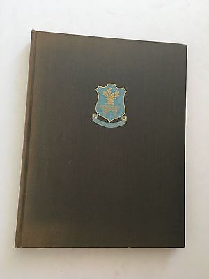 History of 120th Infantry Division WWII 1947 1st Ed. Normandy Ardennes Rhineland