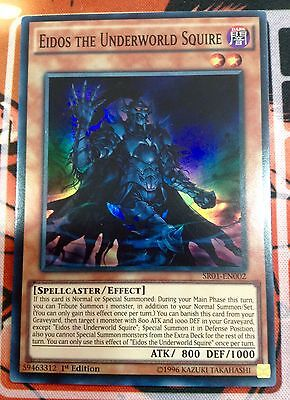 Yu-Gi-Oh! TCG Emperor of Darkness - Eidos the Underworld Squire