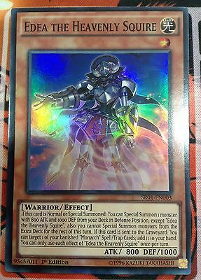 Yu-Gi-Oh! TCG Emperor of Darkness - Edea the Heavenly Squire
