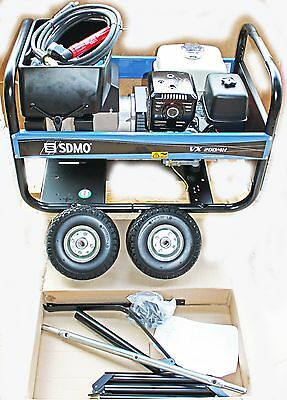 200 AMP  Mobile Petrol ARC / MMA Welder  S D M O fitted with HONDA GX 390 Engine