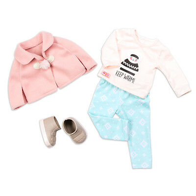 Our Generation Warm Days Outfit NEW