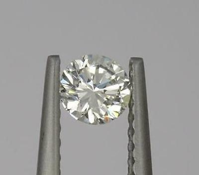 Loose Gia Certified 0.30Ct Round Brilliant Cut Diamond Si2/k (5181197542)
