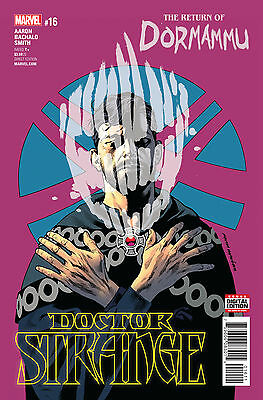 Doctor Strange #16 (Marvel 2017 1St Print) Comic