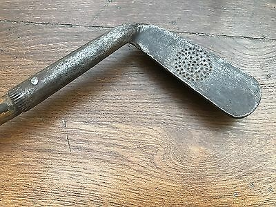 antique d.anderson of st andrews ladies putter ( unusual handle )