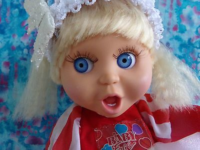 Galoob Baby Face Susie 1991 Awesome Face And Great Hair Style Original