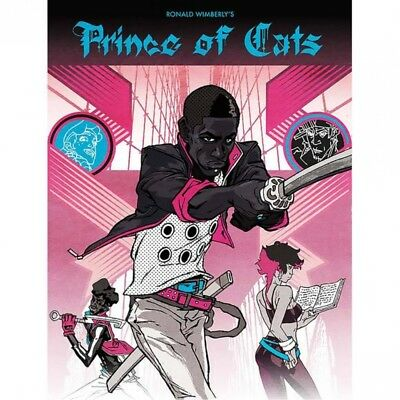 Prince Of Cats (Hardcover)